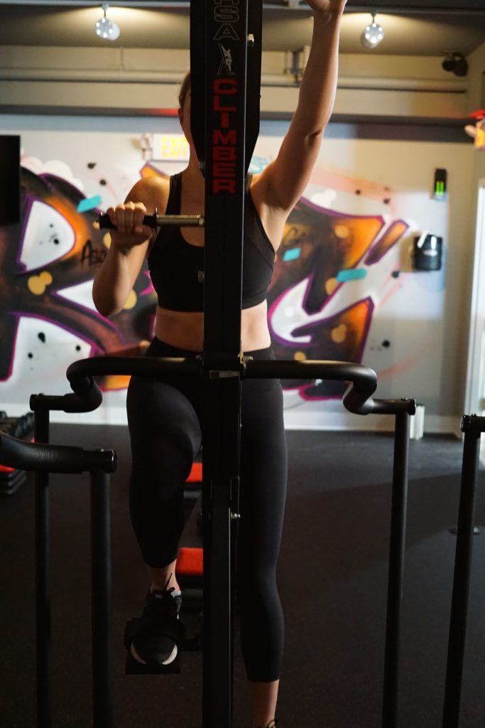 CRAG Versaclimber Fitness